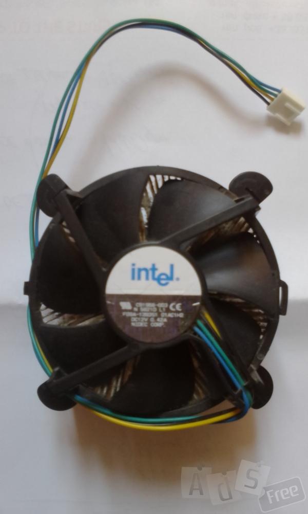 Кулер Intel
