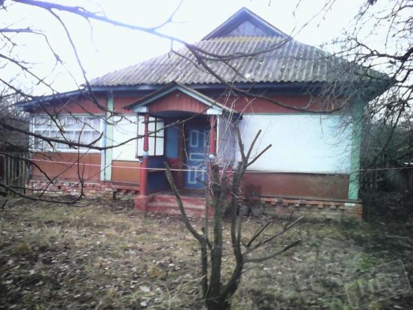 продам деревяный дом в селе Волосковцы,