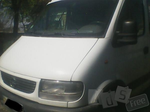 Opel Movano груз.продам