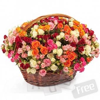 Доставка цветов,подарки, шары.