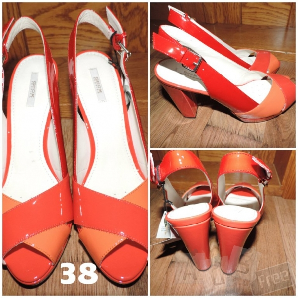 Туфлі з Іспанії
