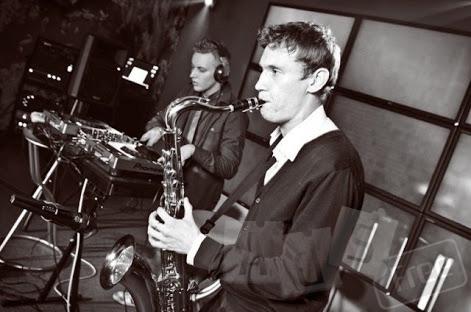 Саксофонист, музыкант
