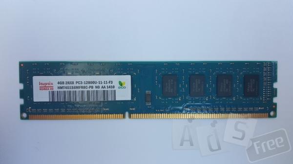 ОЗУ Hynix DDR3 4gb 1600 MHz для ПК
