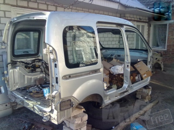 Розборка Renault Kangoo