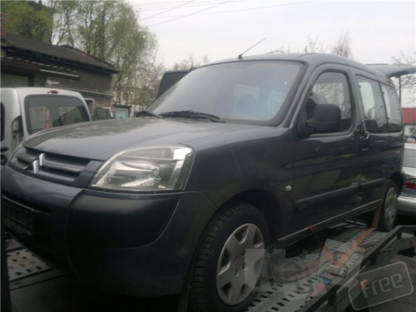 Розборка Citroen Berlingo