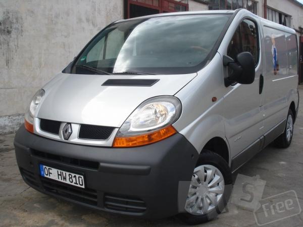Авторазборка Renault Trafic