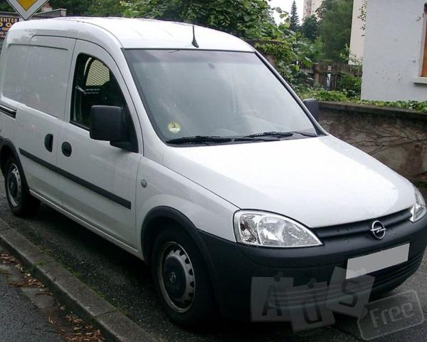 Авторазборка Opel Combo