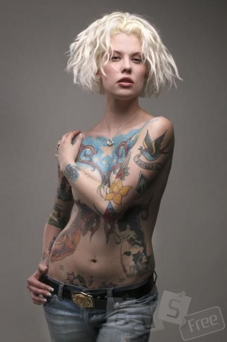 Сделать татуировку.
