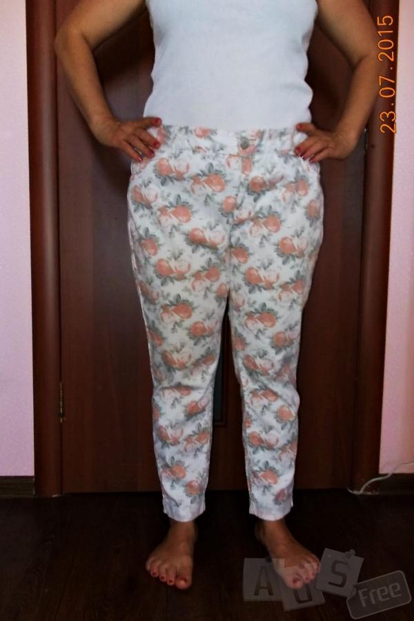 Продам летнии котоновые штанишки