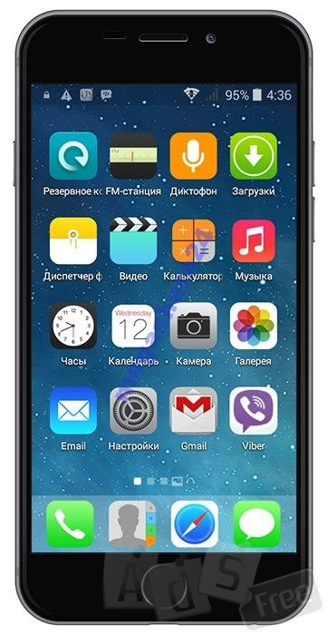 Новый iPhone 6, идентичная копия