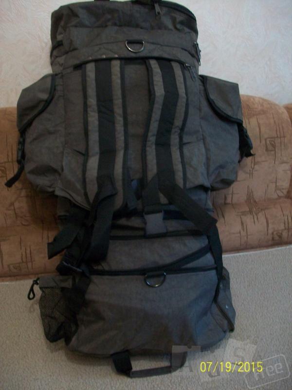 Рюкзак тактический миротворца ООН