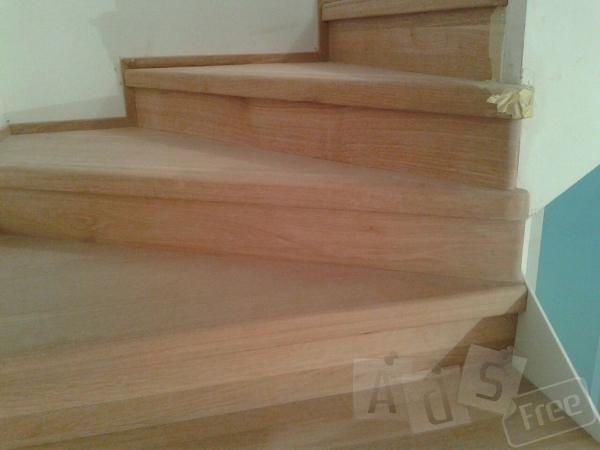 Деревянные лестницы изгот. и монтаж