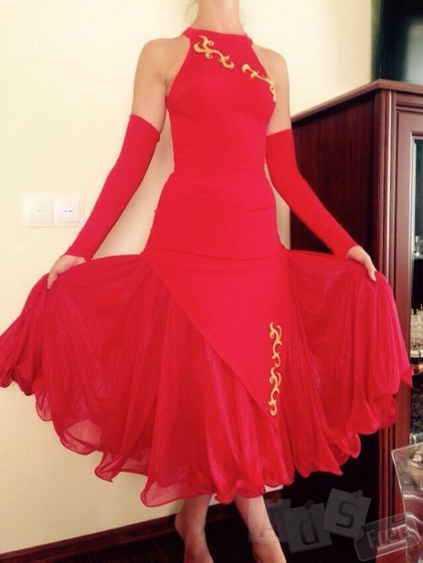 Бальне плаття, стандарт