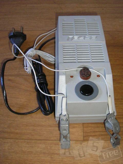 Устройство зарядное автоматическое Пауза