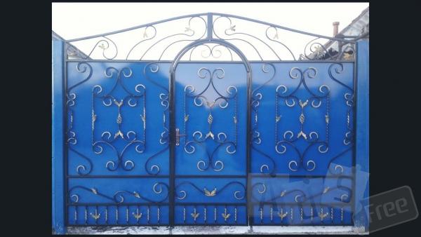 Фасадные и гаражные ворота