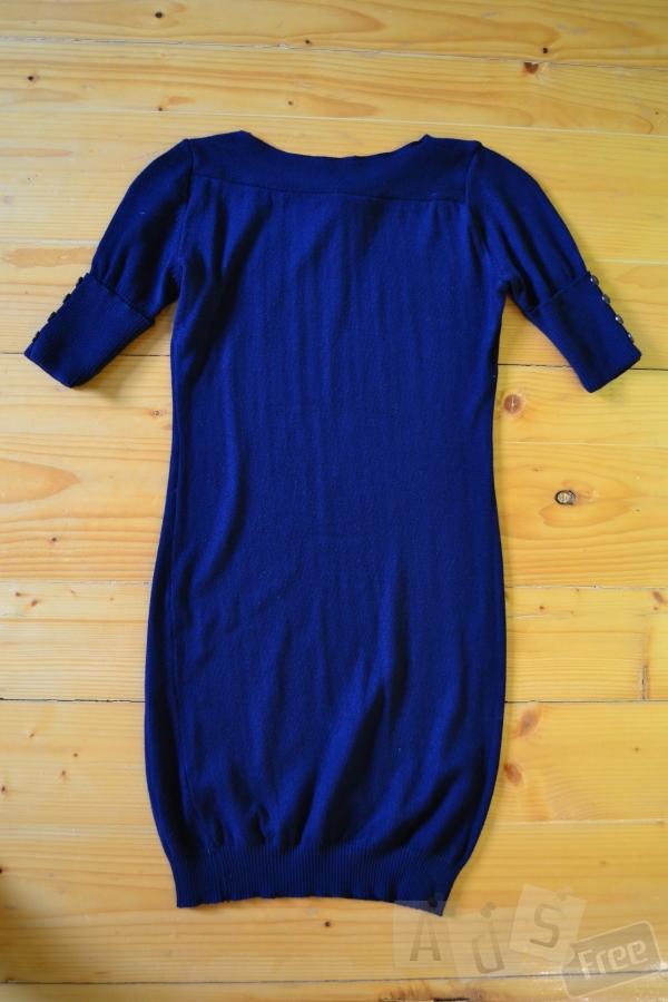 Короткое теплое платье/туника.