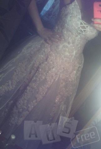 Продам платье нежно розового цвета