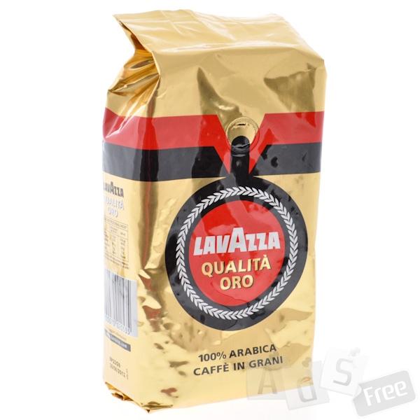 Кофе в зернах Lavazza Qualita Oro
