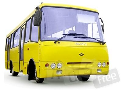 Переобладнання автобусів для конкурсу