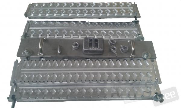 формы для литья свинцовых грузов