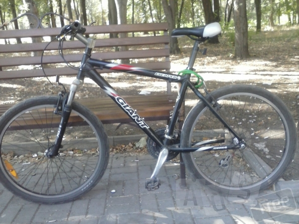 продам велосипед в хорошем состояниеGIAN