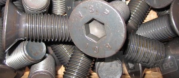 Винты DIN 7991 с потайной головкой