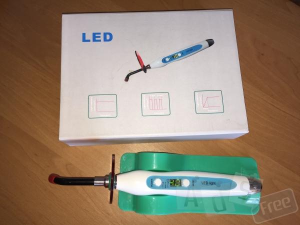 Продам фотополимерную лампу led light