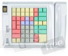 Клавиатура торговая c магнитосчитывателем