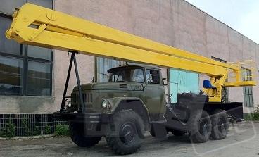 Автогидроподъемник ВС-22-01РГ
