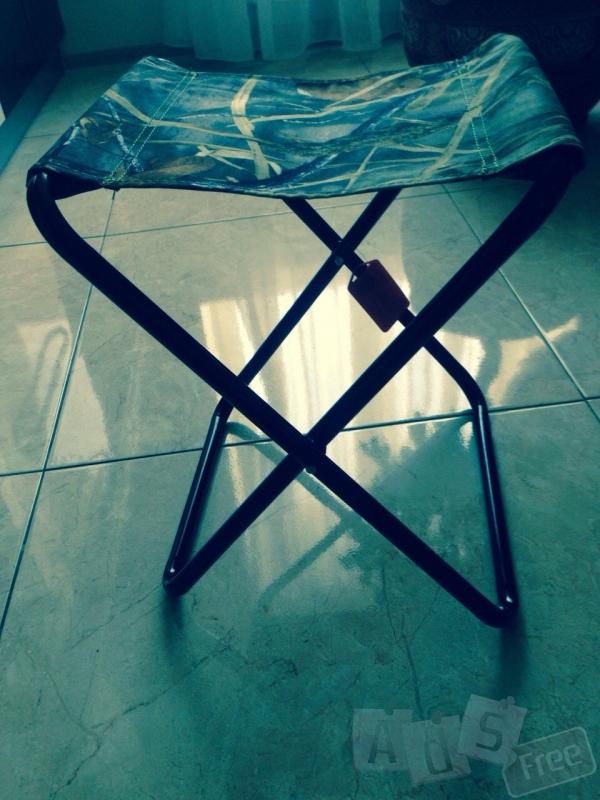 стульчик раскладной