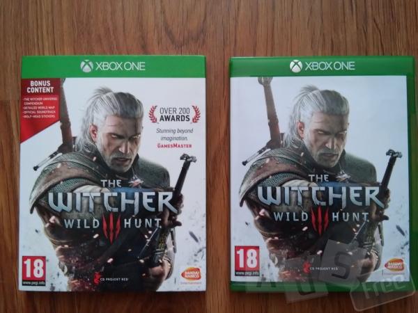 Продаю - Ведьмак 3 для Xbox One
