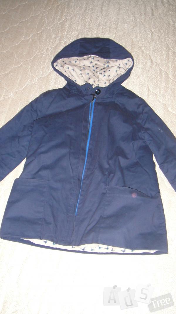 Демисезонная курточка, плащ ZARA на дево