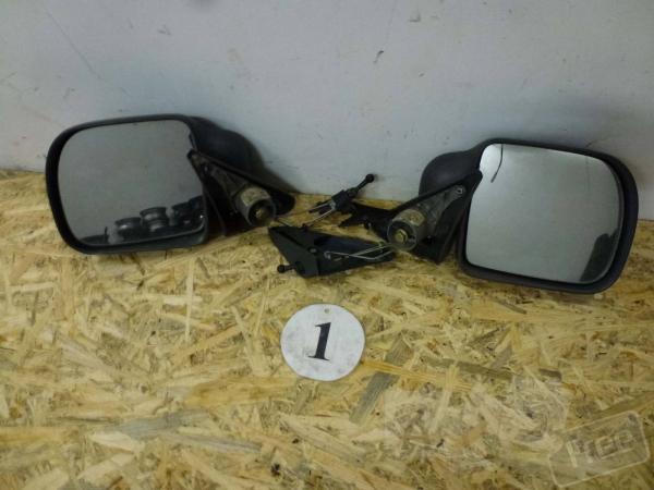 Зеркало заднего вида Renault Rapid (лев
