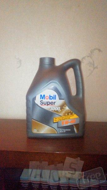 Продам машинное масло Mobil 5W-40