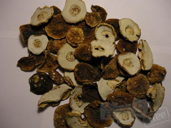 Сушені карпатські білі гриби