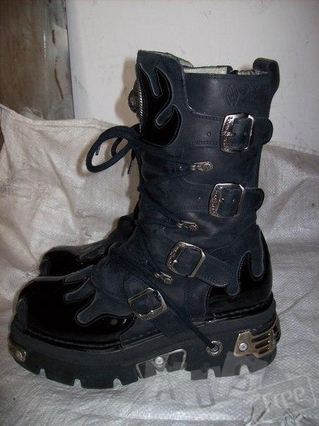 Ботинки NewRock