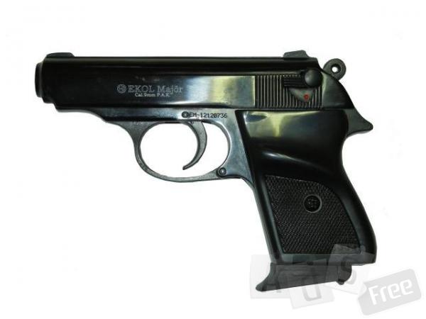Популярный шумовой пистолет Экол майор