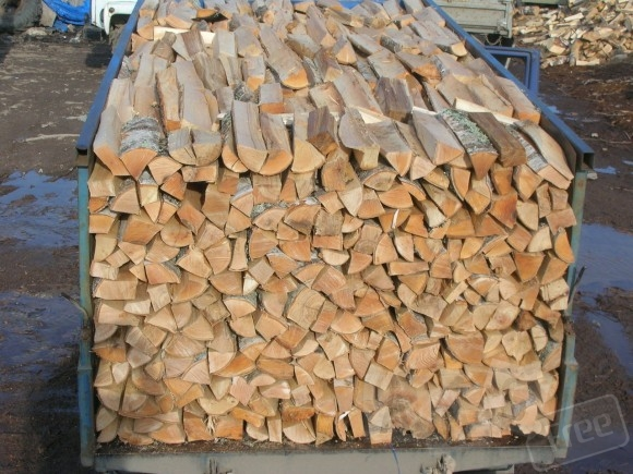 Продам дрова дуба