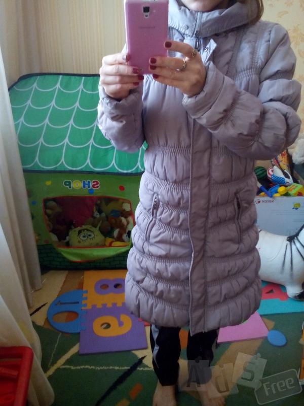 продам курточку теплую