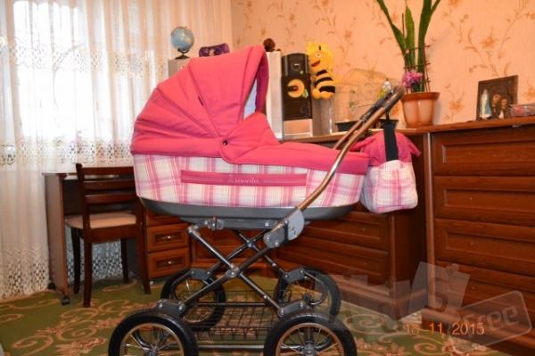 Продам детскую коляску Marita 2в1
