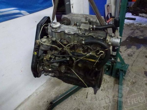 Двигатель Opel Astra F 1.7 Diesel