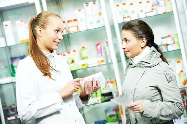 Kонсультація фармацевта по всіх аспектах