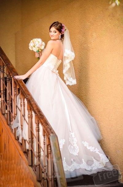 Продам свадебное платье Victoria Soprano