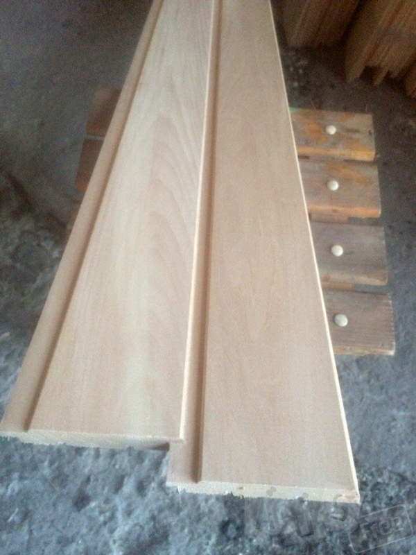 Евровагонка деревянная