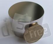 Неодимовый магнит 5525 и 5030 сила 100кг