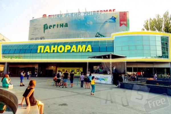 540кв.м Панорамная часть новострой