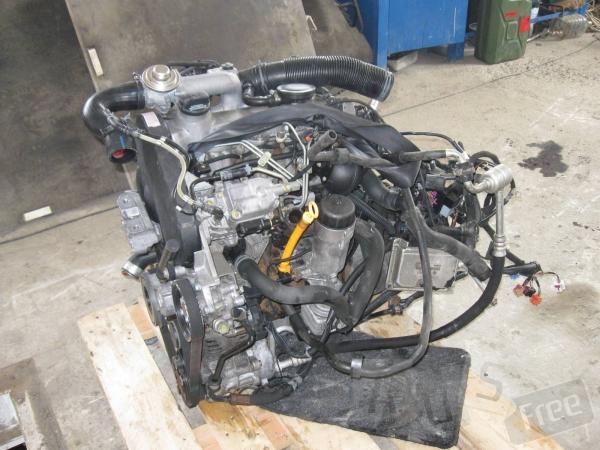 Двигатель Skoda Octavia 2000 1.9 TDI