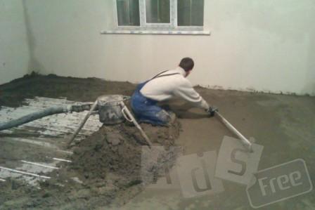 Стяжка пола в Киеве