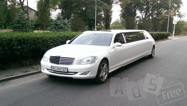 Прокат лимузинов и свадебный кортеж