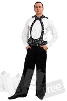 Рабочий костюм бармена